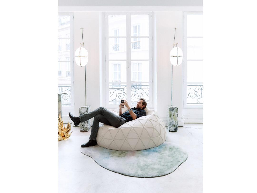 Mathieu lehanneur homestory u2013 ignant production