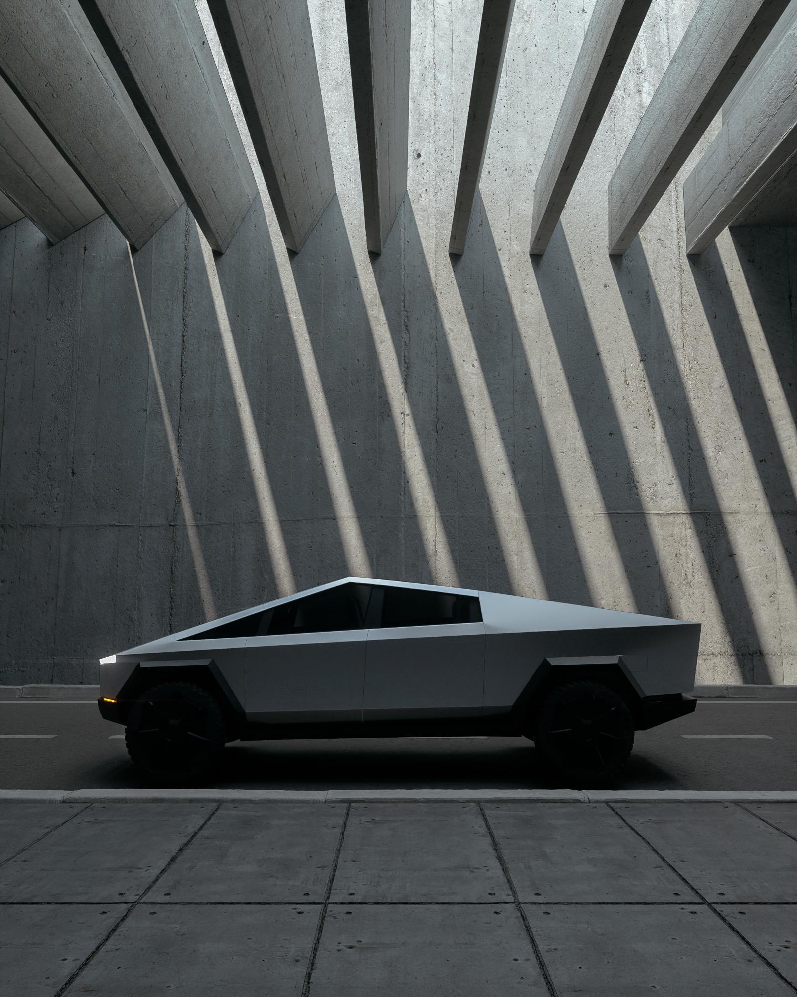 Tesla Cybertruck - IGNANT production